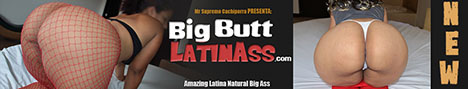 Big Butt LatinASS